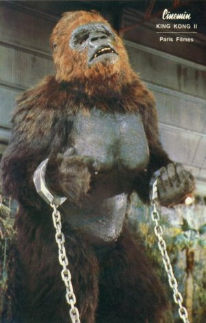 Lady Kong in King Kong Lives