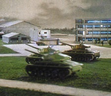 The M24 Chaffee Tanks