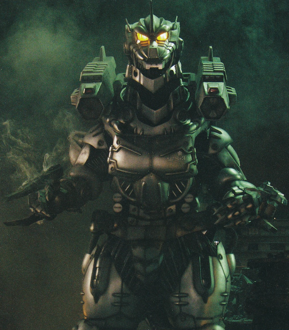 Kiryu | Wikizilla, the kaiju encyclopediaKiryu Mechagodzilla