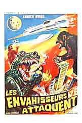French Belgian poster