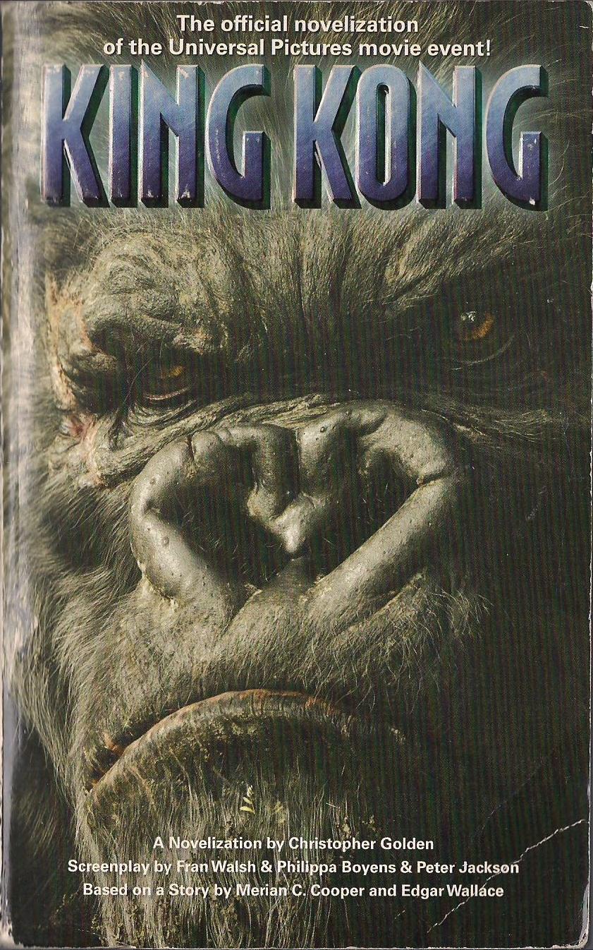 King Kong 2005 Novelization Wikizilla The Kaiju Encyclopedia