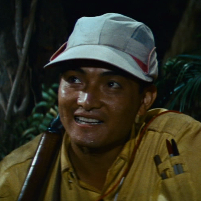 Goro Maki in Son of Godzilla