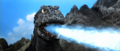 All Monsters Attack - Godzilla fires at Giant Condor.png