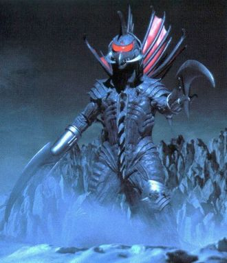 Gigan in Godzilla: Final Wars