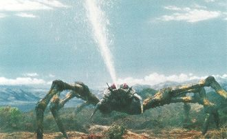 Kumonga in Destroy All Monsters