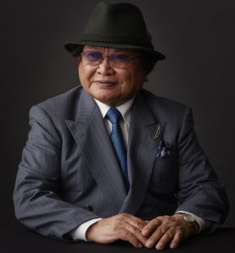 Keizo Murase in 2017