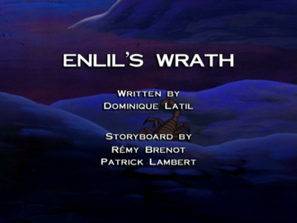 Enlil's Wrath