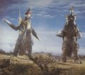 GVM - Gigan and Megalon Before They Attack Godzilla.jpg