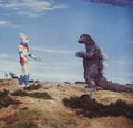 GVM - Godzilla and Jet Jaguar On Set.jpg