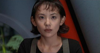 Miki in Godzilla vs. Destoroyah