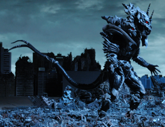 Monster X in Godzilla: Final Wars
