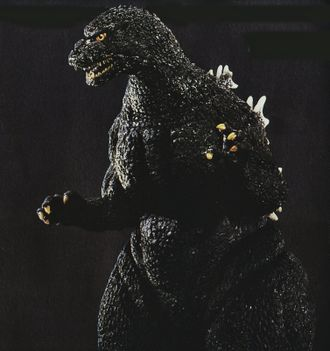 The MogeGoji in Godzilla vs. SpaceGodzilla