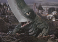 Gamera - 5 - vs Guiron - 6 - Guiron Appears.png