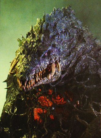 Biollante, the best Godzilla monster aside from Godzilla.