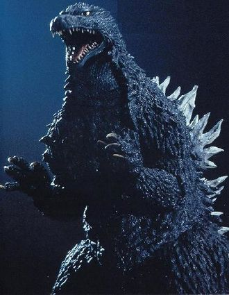 The KiryuGoji in Godzilla Against Mechagodzilla