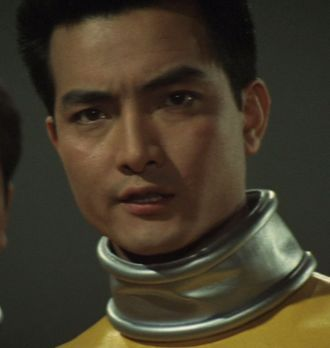 Akira Kubo as Katsuo Yamabe in Destroy All Monsters