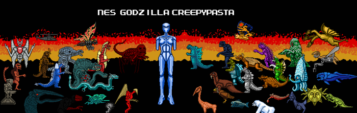 Nes Godzilla Creepypasta Wikizilla The Kaiju Encyclopedia