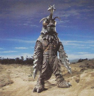 Megalon in Godzilla vs. Megalon
