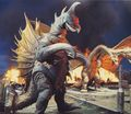 GVG - Gigan and King Ghidorah in the City.jpg