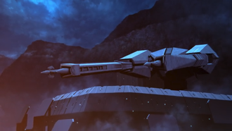 The EMP Harpoon in GODZILLA: City on the Edge of Battle