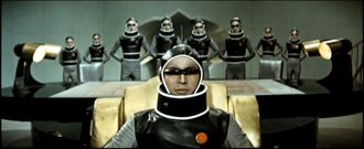 The Xiliens in Invasion of Astro-Monster