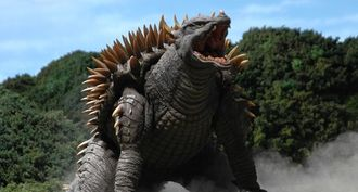 Anguirus in Godzilla: Final Wars