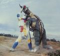 GVM- Jet Jaguar Lifts Gigan.jpg