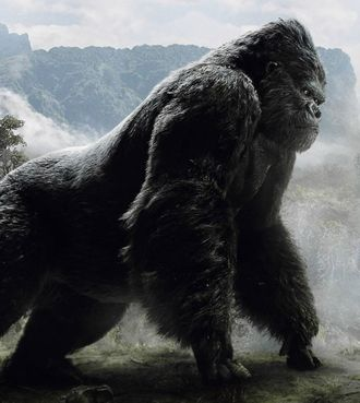 King Kong in King Kong (2005)