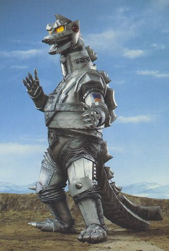 Mechagodzilla in Terror of Mechagodzilla