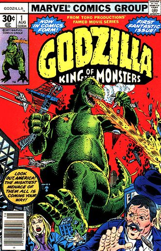 Cover of issue #1 by Herb Trimpe