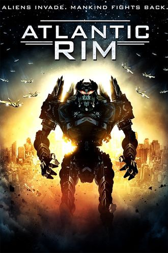 The U.S. DVD cover for Atlantic Rim