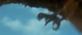 All Monsters Attack - Giant Condor flies in while in stock footage form 7.png