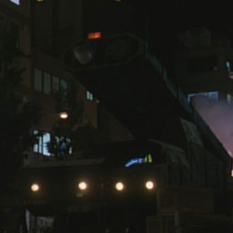 The Taiho in Godzilla, Mothra and King Ghidorah: Giant Monsters All-Out Attack