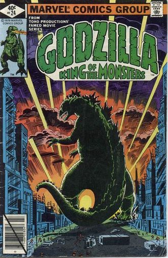 Cover of issue #24 by Herb Trimpe and Dave Cockrum