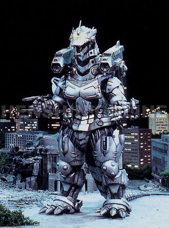 Mechagodzilla | Wikizilla, the kaiju encyclopediaKiryu Mechagodzilla