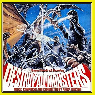 Red Bitch Music Destroy All Monsters Cover
