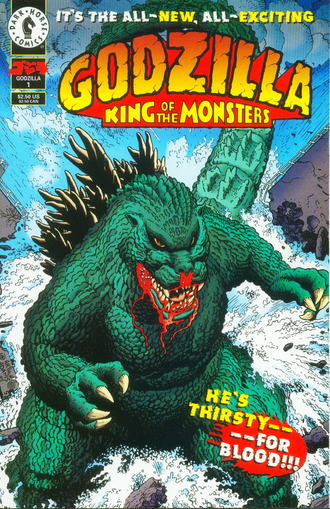 Cover of issue #1 by Arthur Adams