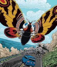9492bc0f193 Mothra | Wikizilla, the kaiju encyclopedia