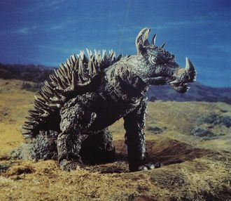 Anguirus in Godzilla vs. Gigan