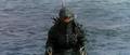 Godzilla vs. Megaguirus - Godzilla walks up there.png