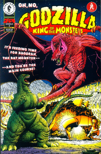 Cover of issue #3 by Arthur Adams