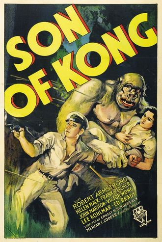 American Son of Kong Poster