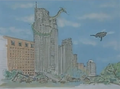 Gamera vs. Garasharp Storyboard 1.png