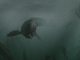 Piranhadon in the extended version of King Kong (2005)