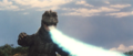All Monsters Attack - Godzilla used ATOMIC BLAST!.png