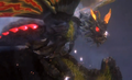 Godzilla And Mothra The Battle For Earth - - 4 - Battra is almost dead.png