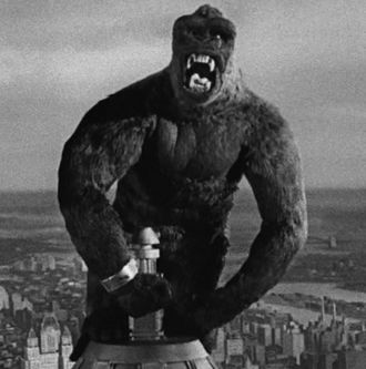 King Kong in King Kong (1933)