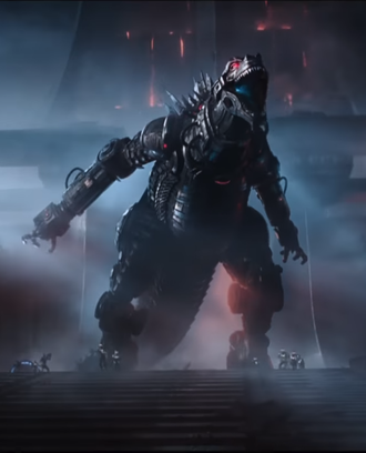 Mechagodzilla/Ready Player One