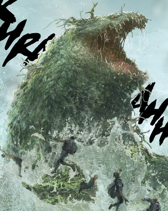 A Sirenjaw in Skull Island: The Birth of Kong #2