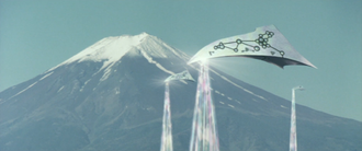Xilien UFOS α, ß and γ in Godzilla: Final Wars